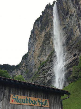 Staubbach Falls.