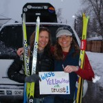 Rendezvous 25-K Ski Race: A Great Experience