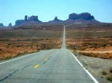 "Monument Valley has been described as ""otherworldly."""
