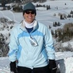 Snowboarding at Grand Targhee