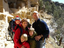 On the Ranger-Led Tour of Cliff Palace